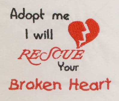 Adopt me free embroidery designs