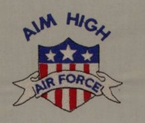 AIM High Free Patriotic Designs