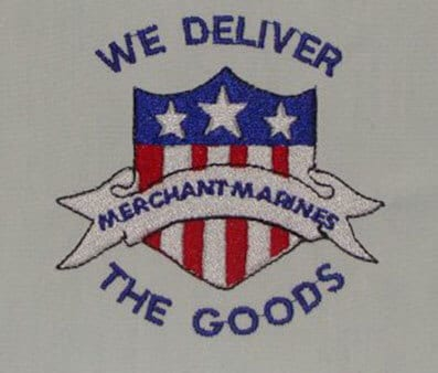 We deliver the goods Free Patriotic Design