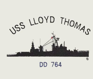 USS Lloyd Thomas Free Patriotic Designs