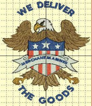 we deliver the goods Free Patriotic Designs