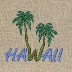 best Hawaii embroidery