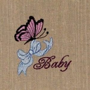 baby Machine Embroidery