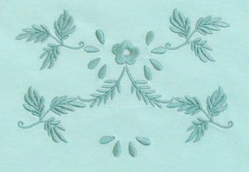 flower machine embroidery patterns